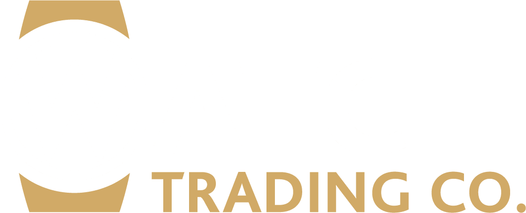 Watch Trading Co Logotype for Dark Backgrounds