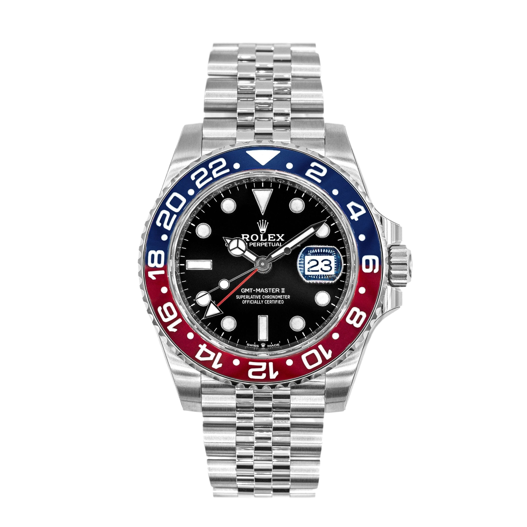 Rolex GMT-Master II 'Pepsi' 2020 | Watch Trading Co