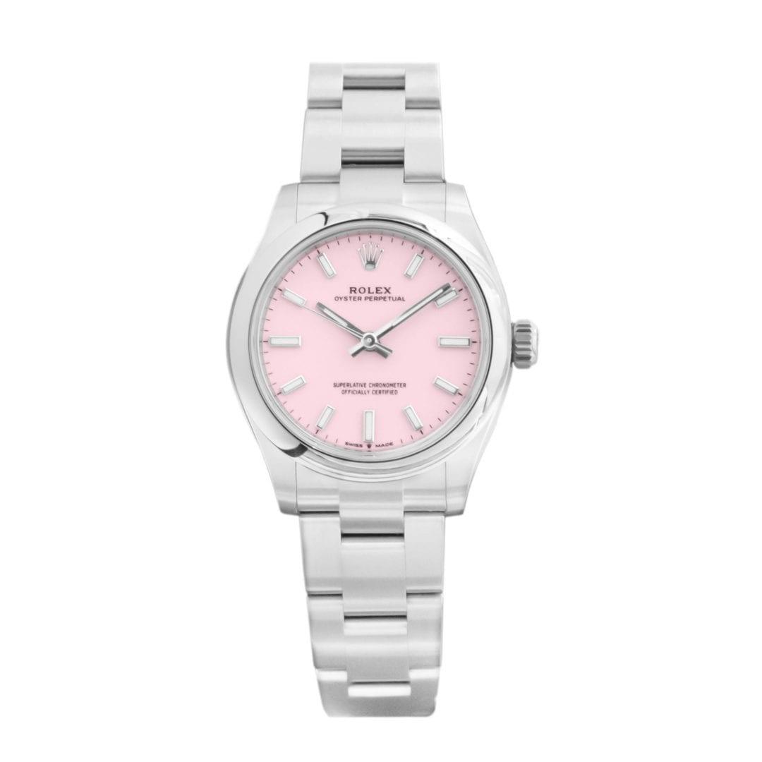 Rolex Oyster Perpetual 31 Candy Pink 277200