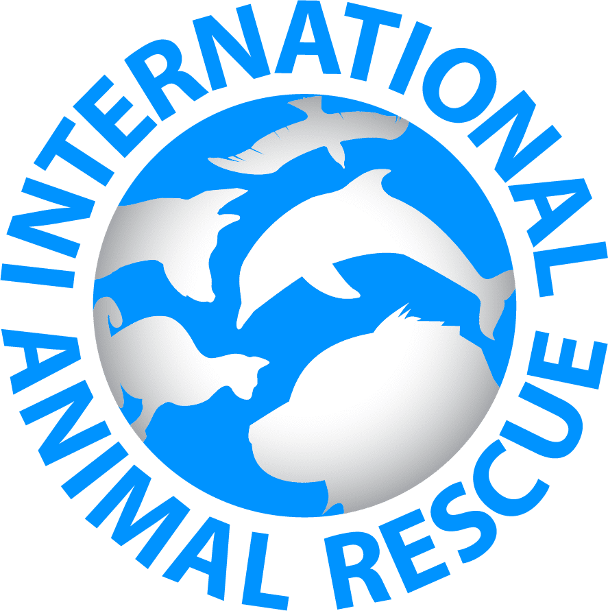 Internation Animal Rescue logo
